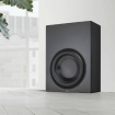 Lyngdorf BW-2 Subwoofer Black without Cover