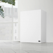Lyngdorf BW-2 Subwoofer White with Cover