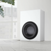 Lyngdorf BW-2 Subwoofer White without Cover